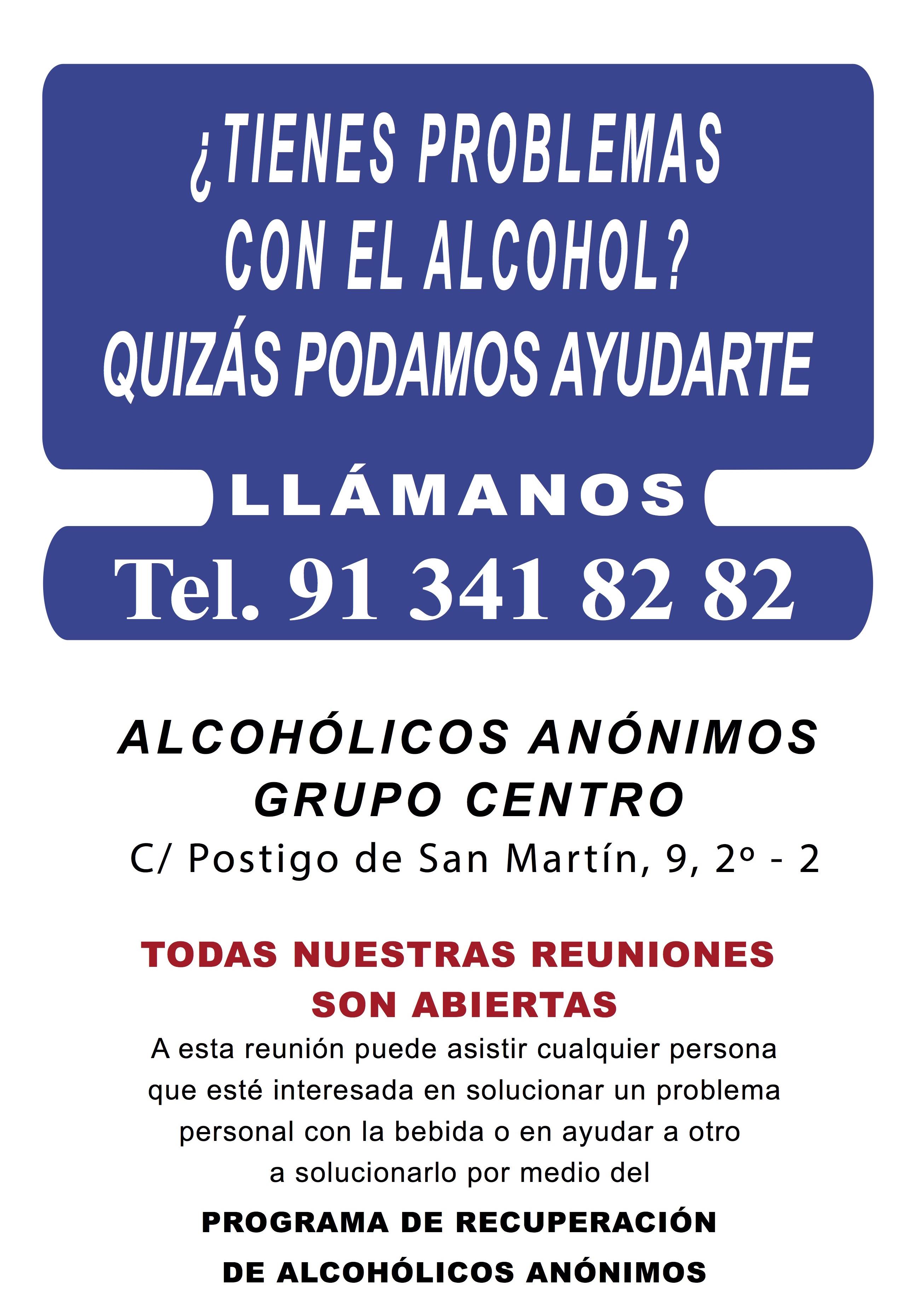 La conclusión por el alcoholismo