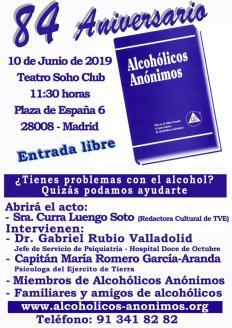 84 Aniversario AA Madrid