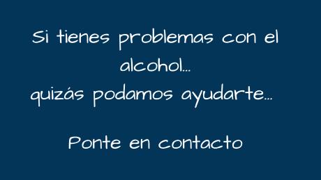 alcohol..podemos ayudarte